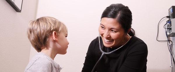 Tai Minh Pham, M.D. pediatrician in Chico.